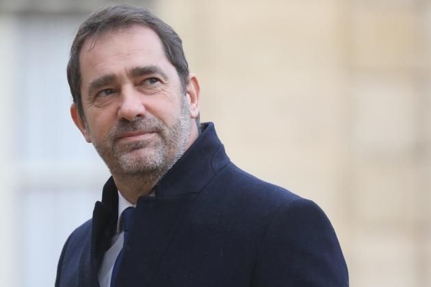 Le ministre de l'Intérieur Christophe Castaner, à Paris, le 10 décembre 2018