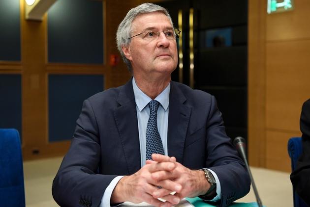 Patrick Strzoda, directeur de cabinet du président de la République, le 16 janvier 2019 à Paris