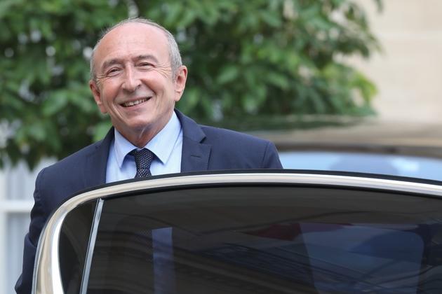 Gérard Collomb le 5 septembre 2018