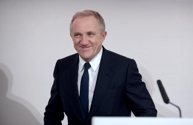 François-Henri Pinault, président de la holding familiale et PDG du groupe de luxe Kering, à Paris, le 12 février 2019