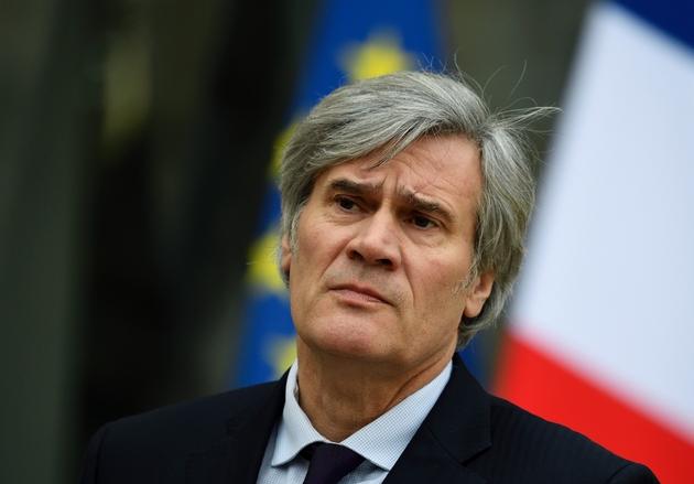 Stéphane Le Foll à la sortie du Conseil des ministre le 4 janvier 2017 à l'Elysée à Paris