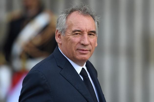 François Bayrou, le 30 septembre 2019 à Paris