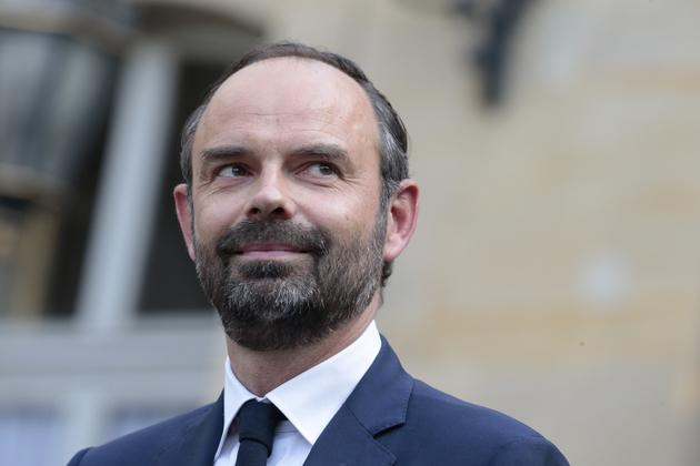 Edouard Philippe Matignon