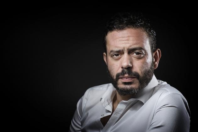 Razzy Hammadi le 14 septembre 2016 à Paris
