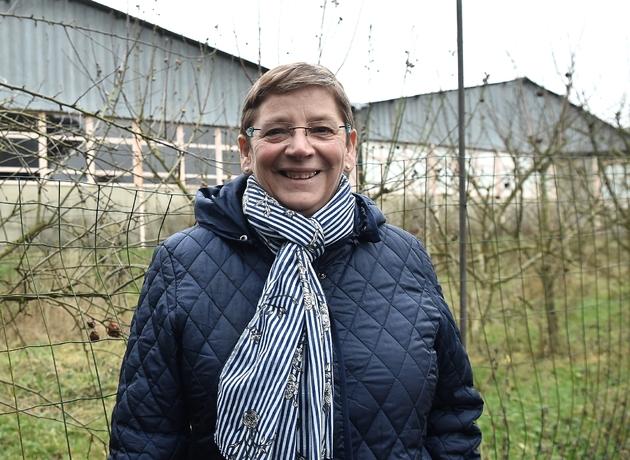 Marie-Helene Bourlard le 15 janvier 2019 à Poix-du-Nord