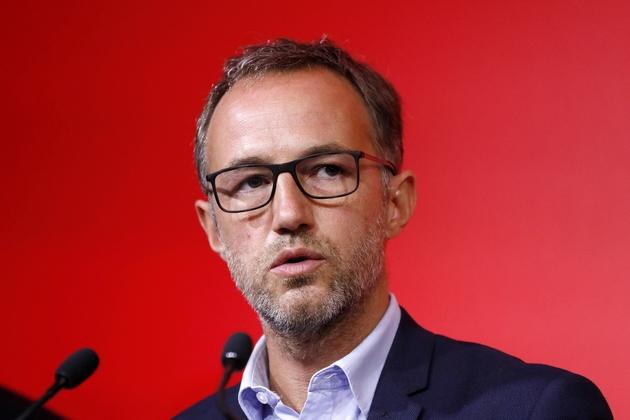 Emmanuel Grégoire en août 2017