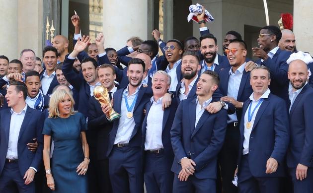 VIDÉO - Les Bleus champions : le