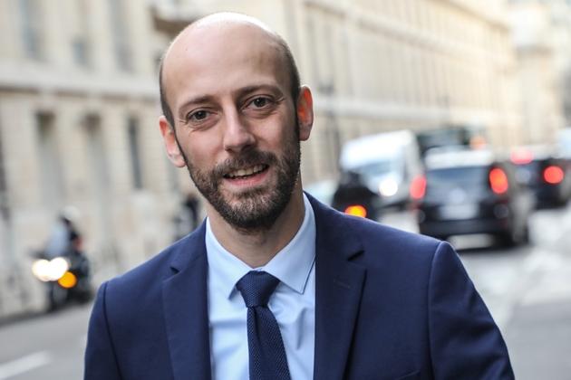 Stanislas Guerini en décembre 2018 à Paris