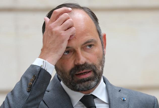 Edouard Philippe, à Paris, le 7 mai 2019