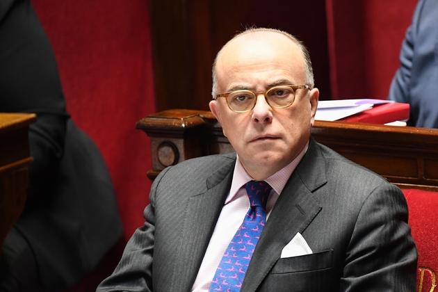 Le Premier ministre Bernard Cazeneuve lors des questions au gouvernement à l'Assemblée nationale le 24 janvier 2017 à Paris