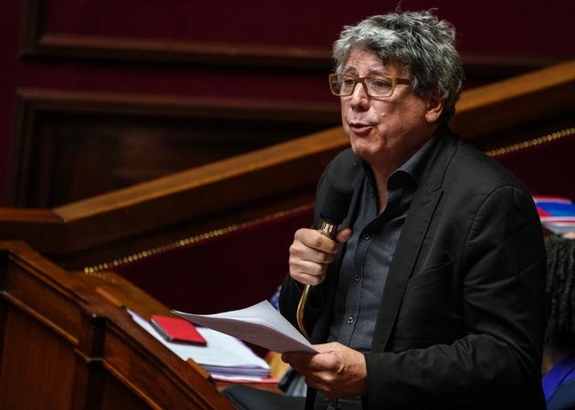 Le député LFI Eric Coquerel à l'Assemblée nationale, le 12 mars 2019