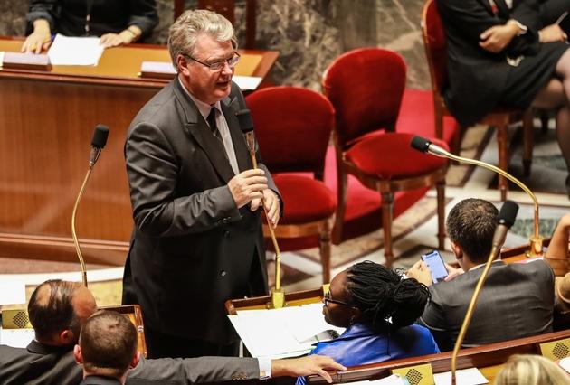 Le haut-commissaire à la réforme des retraites Jean-Paul Delevoye le 24 septembre 2019 à Paris