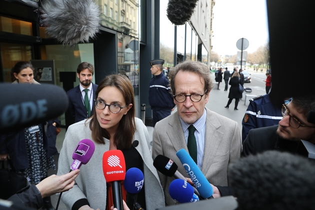 La députée Amélie de Montchalin (LREM), le 4 décembre 2018 à Paris
