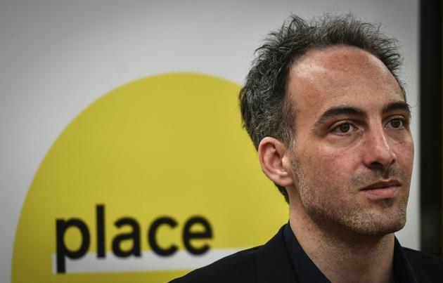 Raphaël Glucksmann, essayiste et fondateur de Place publique, à Paris, le 15 mars 2019
