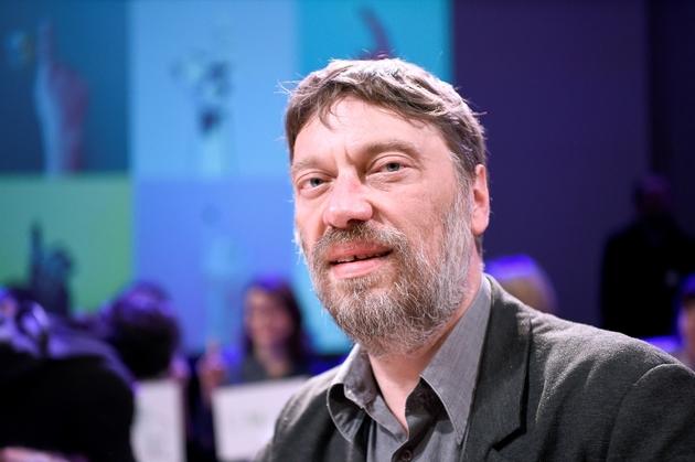 Thierry Kuhn en mars 2017