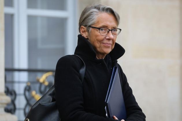 Elisabeth Borne, ministre des Transports, le 30 janvier 2019 à Paris