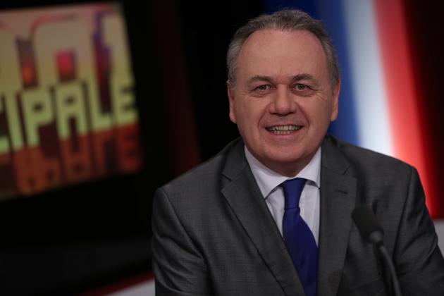 Philippe Dominati, sénateur UMP de Paris