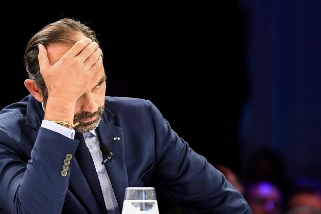 Le Premier ministre Edouard Philippe, à Chamonix, le 28 septembre 2018
