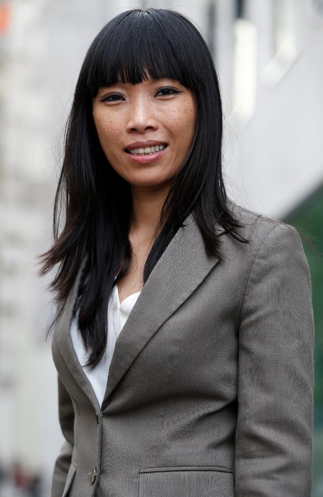 La députée de Seine-et-Marne Stéphanie Do, le 13 mai 2017 à Paris