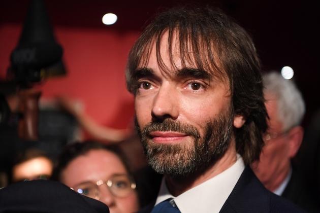 Le député de l'Essonne et candidat à la mairie de Paris Cédric Villani, le 4 septembre 2019 à Paris