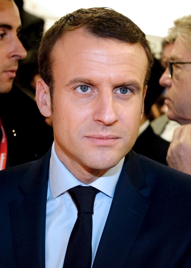 Emmanuel Macron, le 2 février à Paris