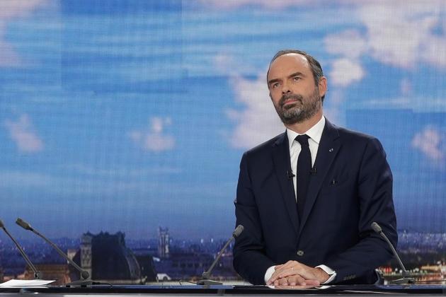 Edouard Philippe dimanche 18 novembre 2018 sur France 2