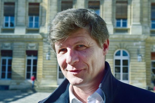 Nicolas Florian, à Bordeaux, le 14 février 2019