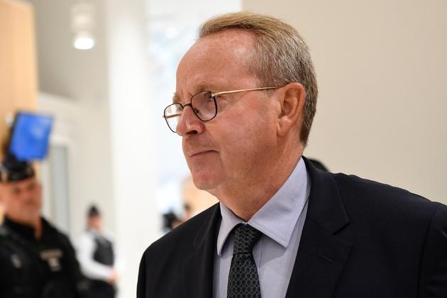 Renaud Donnedieu de Vabres, le 7 octobre 2019 à Paris