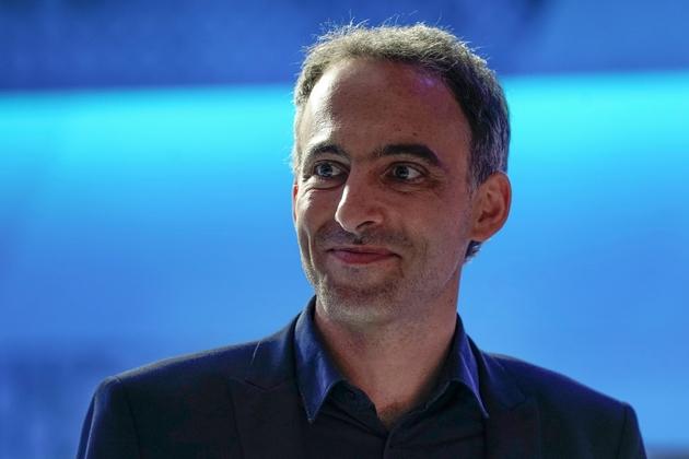 Raphaël Glucksmann (Place publique), le 22 mai 2019 à Saint-Cloud