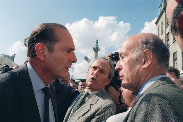 25 photos qui prouvent que Jacques Chirac avait le SWAG