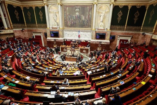 L'Assemblée nationale le 3 mars 2020