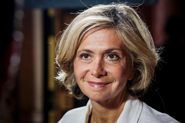 Valérie Pécresse à Paris le 24 septembre 2017