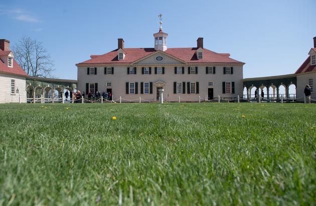 Le président français aura droit à un dîner privé dans le cadre enchanteur de Mount Vernon, la demeure historique de George Washington