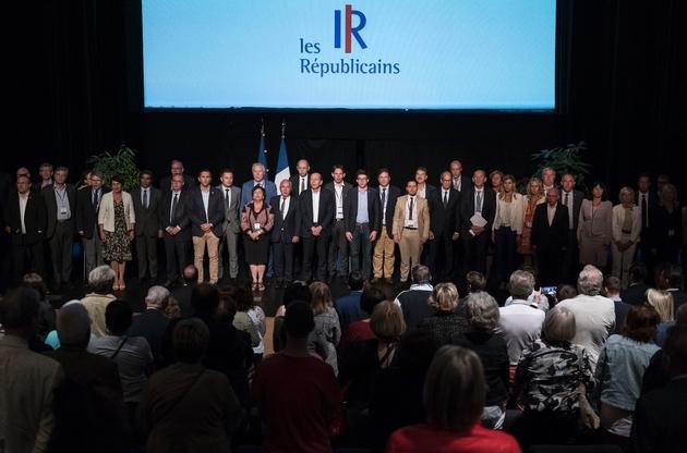 Meeting Les Républicains à Belfort le 19 septembre 2019