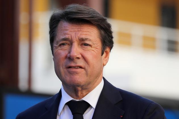 Christian Estrosi le 16 novembre 2018 à Nice