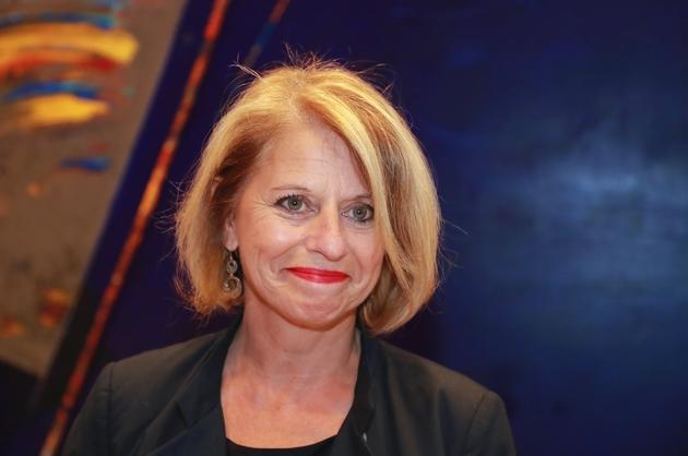La présidente LREM de la commission des Affaires sociales de l'Assemblée nationale, Brigitte Bourguignon, issue du Parti socialiste, le 4 juillet 2017 à Paris