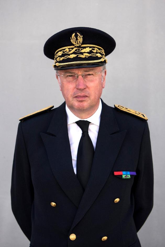 Le préfet de Loire-Atlantique Claude d'Harcourt, le 15 juillet 2019 à Nantes