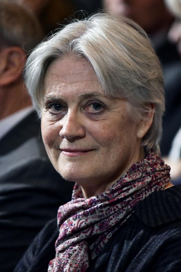 Penelope Fillon, le 25 novembre 2016 à Paris