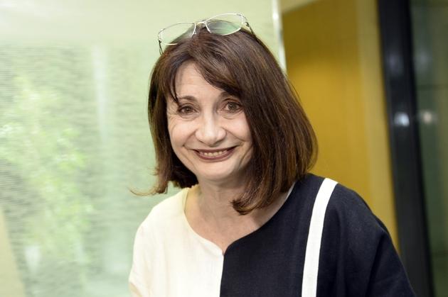 Chantal Perrichon, présidente de la Ligue contre la violence routière, à Paris, le 16 juin 2014