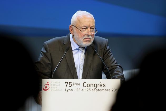 Jean-Louis Dumont en 2014
