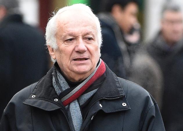 Jean-Marie Cavada le 6 janvier 2015 à Paris