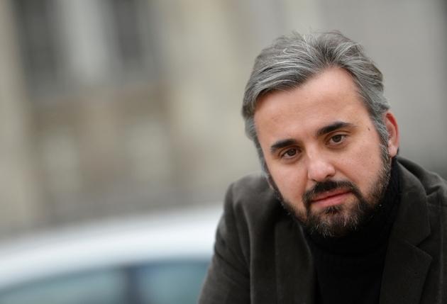 Alexis Corbiere le 5 février 2015 à Paris