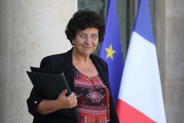 La ministre de la Recherche Frédérique Vidal le 11 septembre 2019 à Paris