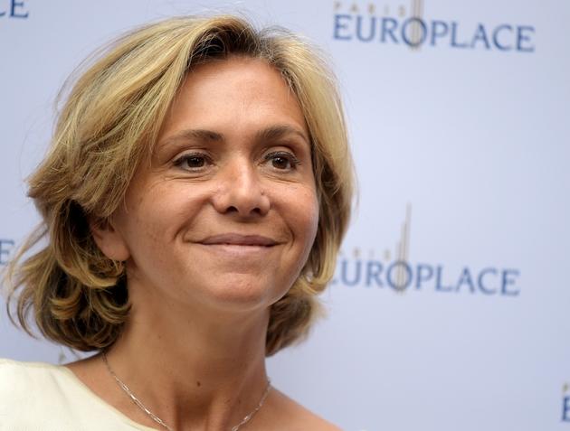 La présidente de la Région Ile-de-France Valérie Pécresse, le 11 juillet 2018 à Paris