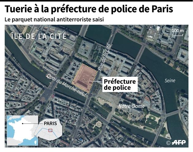Tuerie à la préfecture de police de Paris