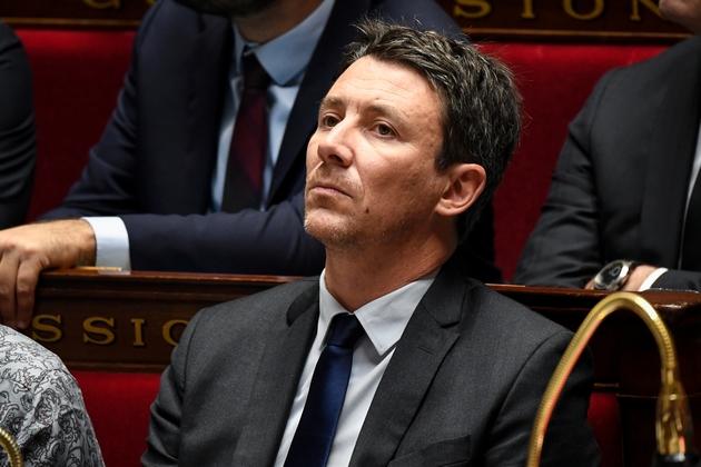Benjamin Griveaux le 12 décembre 2018 à l'Assemblée nationale, à Paris