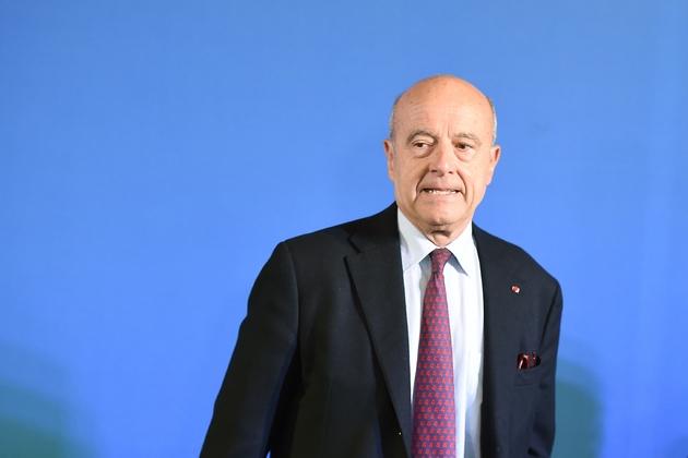 Alain Juppé, le 12 janvier 2017 à Bordeaux