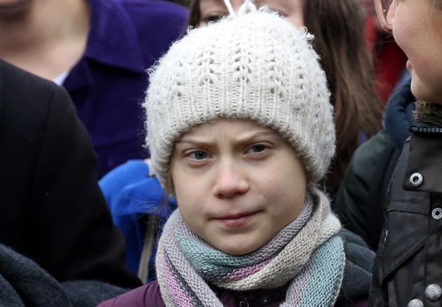 La militante écologiste suédoise Greta Thunberg, le 5 mars 2020 à Bruxelles