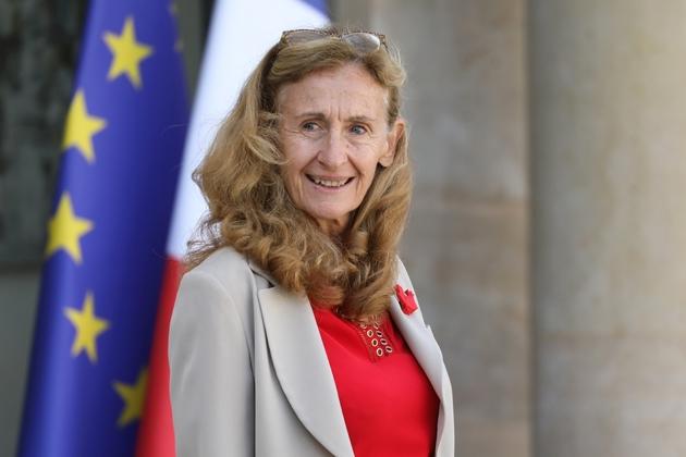 La ministre de la Justice Nicole Belloubet le 18 septembre 2019 à Paris