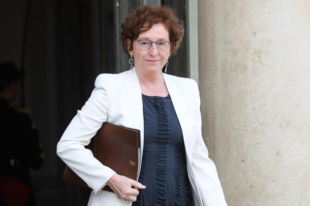 Muriel Pénicaud à l'Elysée, le 22 mai 2019